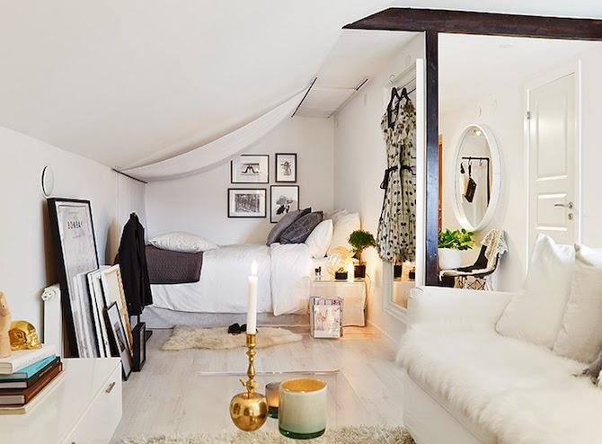 Cozy Attic Home