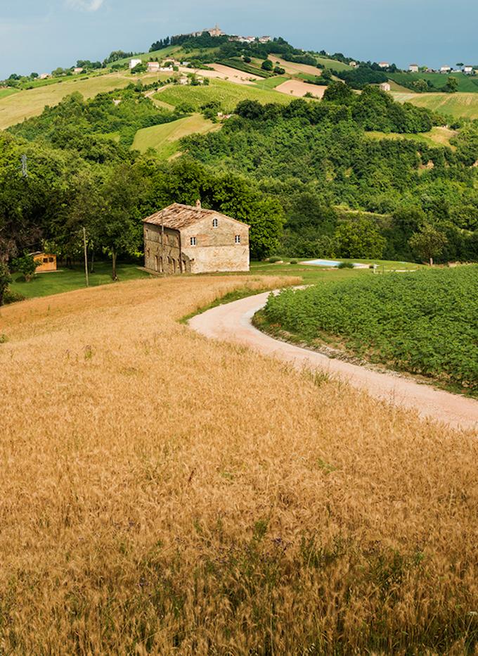 Beautiful Italian Villa by Roy David Studio-1