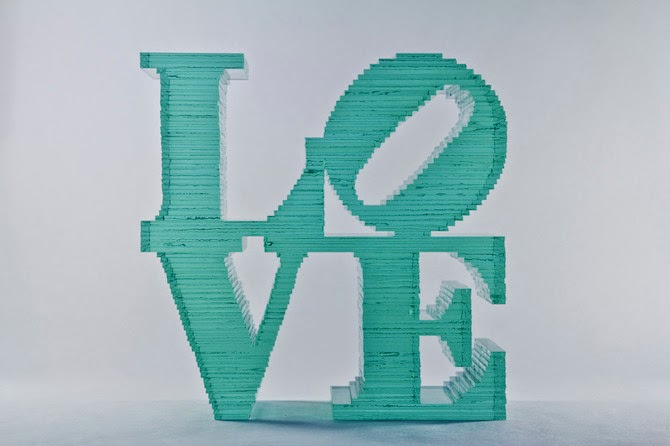 Ben-Young-Glass-Sculpture-LOVE