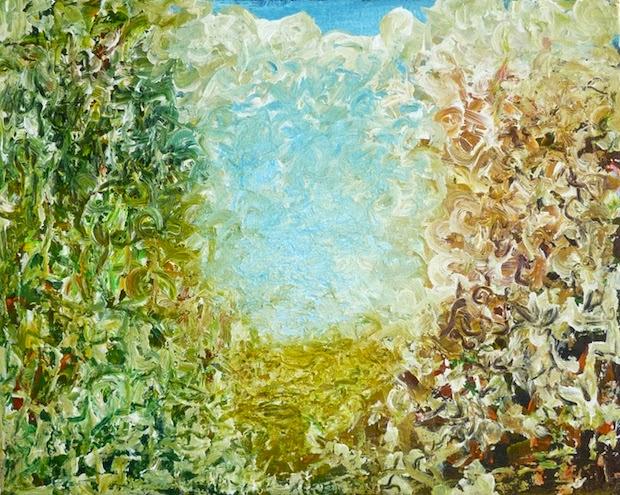 Artist Derek Kaplan