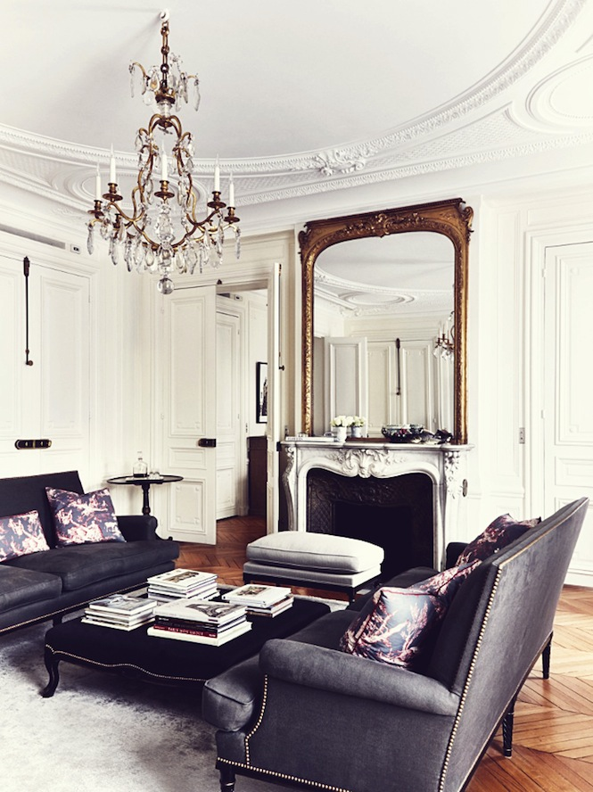 Dreamy Parisian Apartment