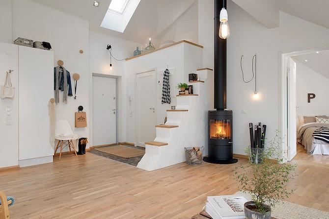 Dreamy Loft design inspiration in Sweden