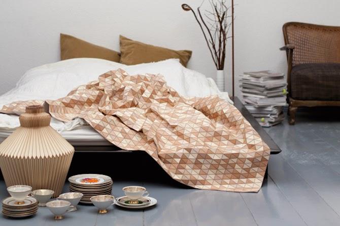 Flexible Wooden Textiles