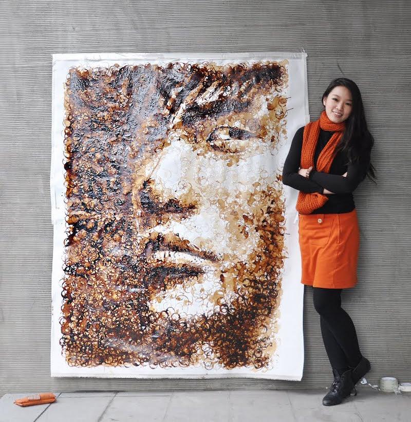 Artist Spotlight: Hong Yi