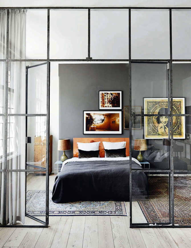 The Perfect Bohemian Apartment