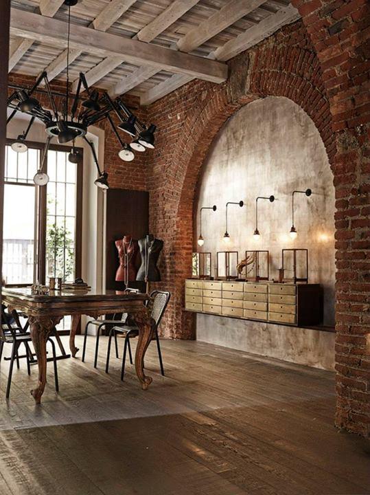 Milanese Atelier Of Melania Crocco