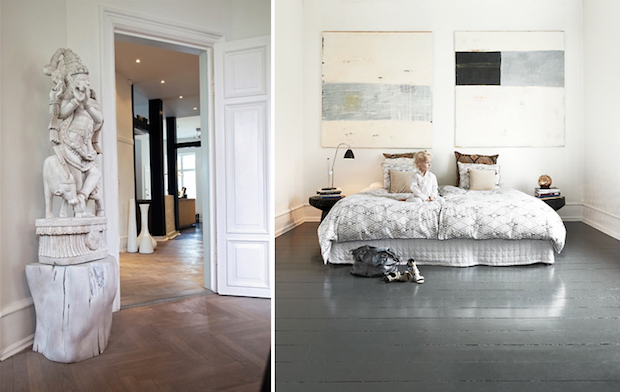 Inside Danish fashion designer Naja Munthe's Home
