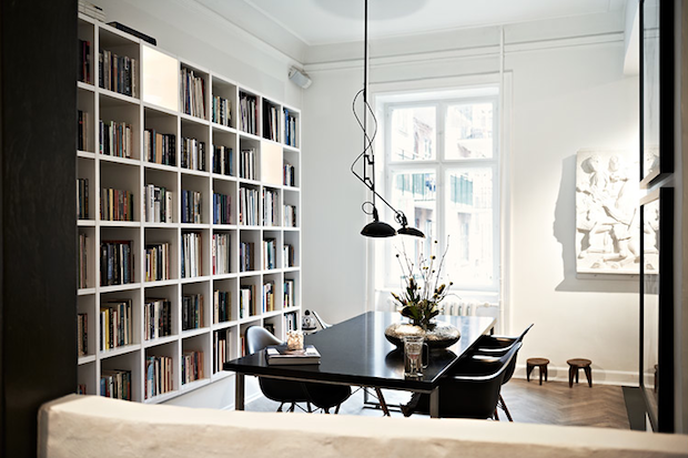 Inside Danish fashion designer Naja Munthe's Home
