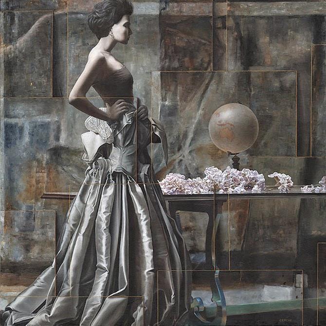 Artist Spotlight: Sergio Cerchi — Artistic Odyssey