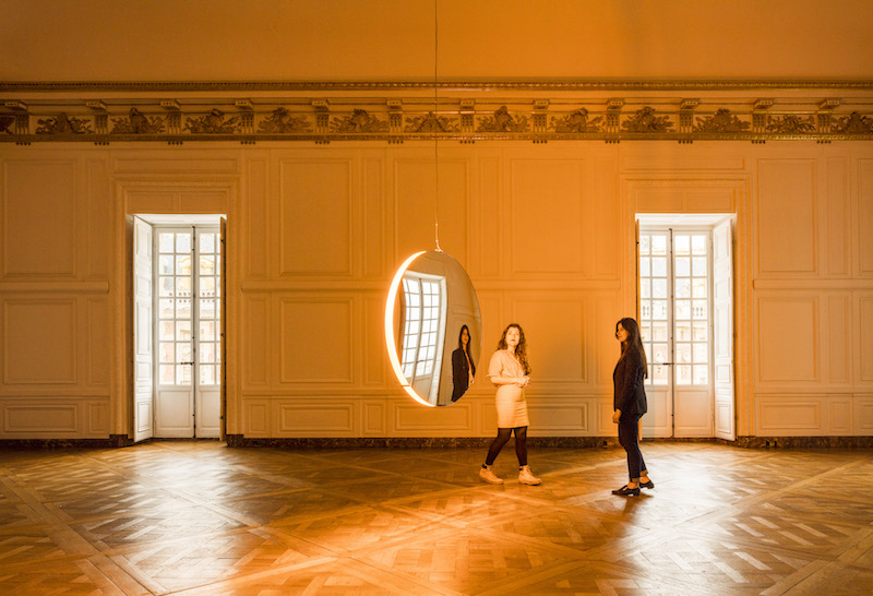 Olafur Eliasson Exhibition at the Château de Versailles
