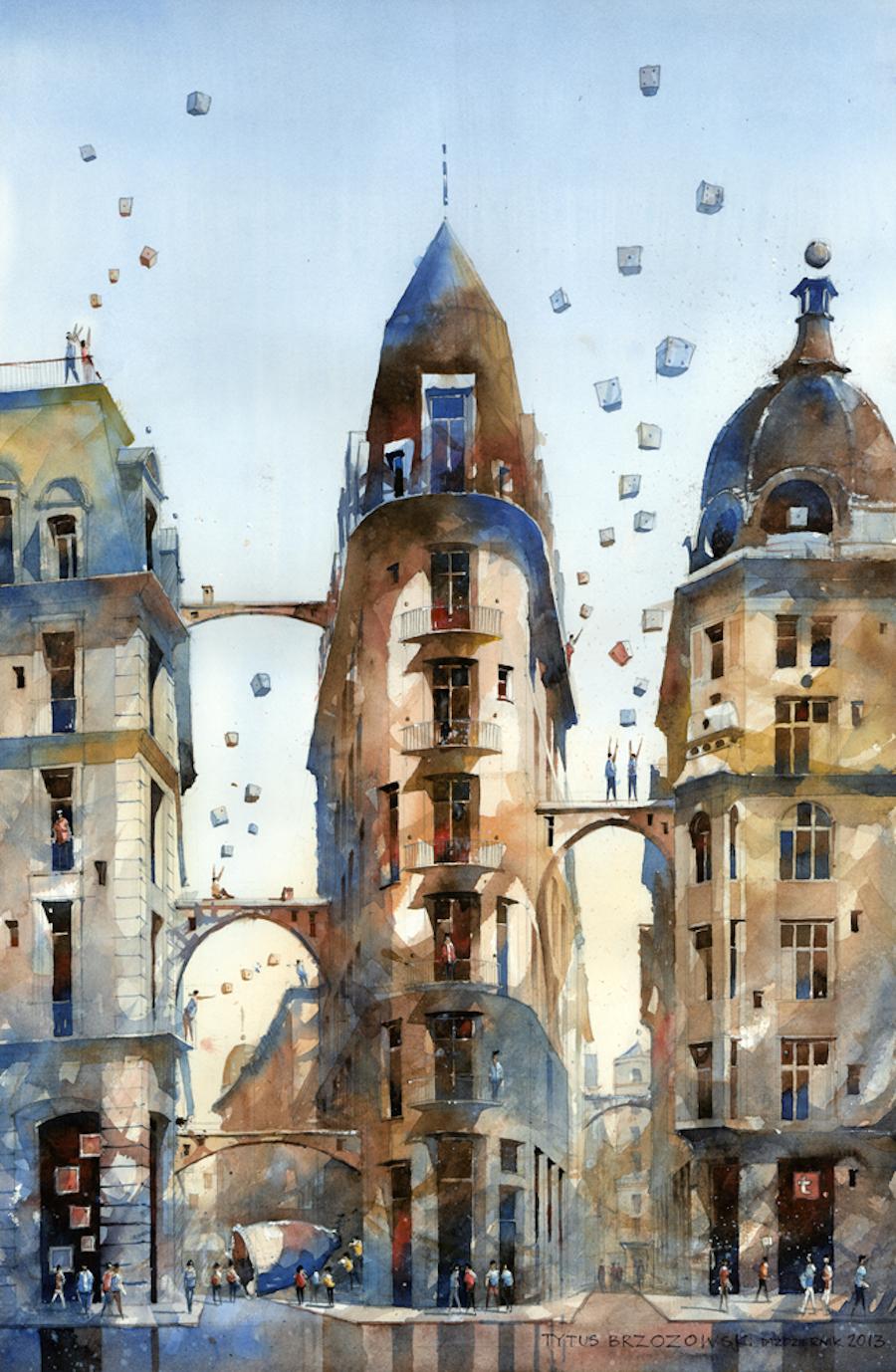 Artist Spotlight: Tytus Brzozowski