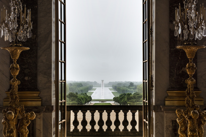 Olafur Eliasson's Exhibition at the Château de Versailles