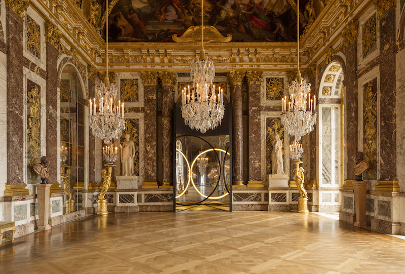 Your_sense_of_unity_Olafur Eliasson Versailles