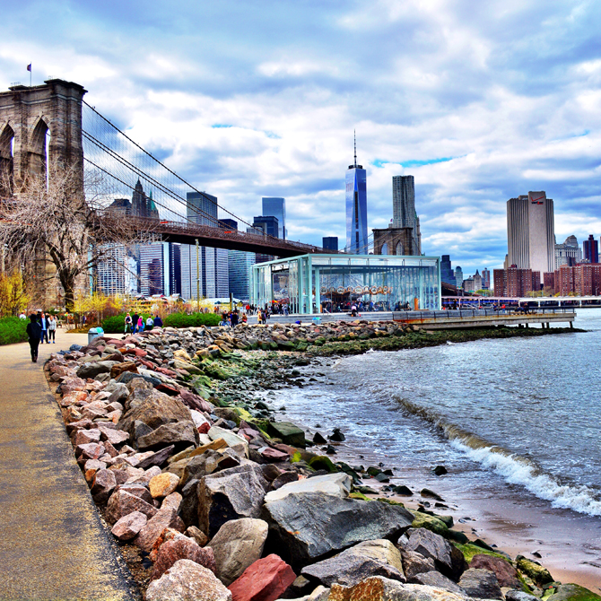 Things to do in New York City. There is really so much to do in New York City. The options are really endless, but I thought I'd focus on a couple neighborhoods in my favorite borough Brooklyn. Here are the best Things to do in New York City.