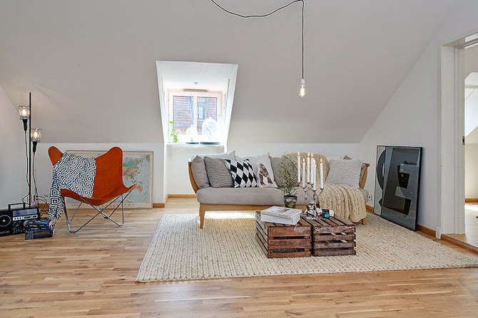 Dreamy Loft in Sweden