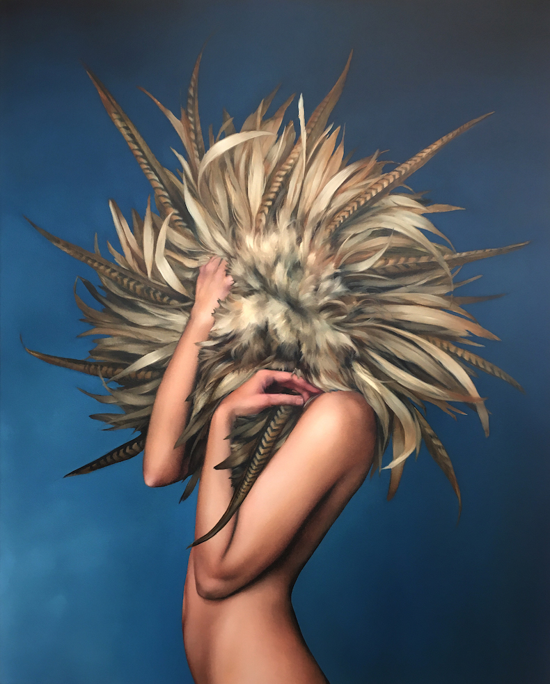 Artist Amy Judd's Captivating Oil Paintings