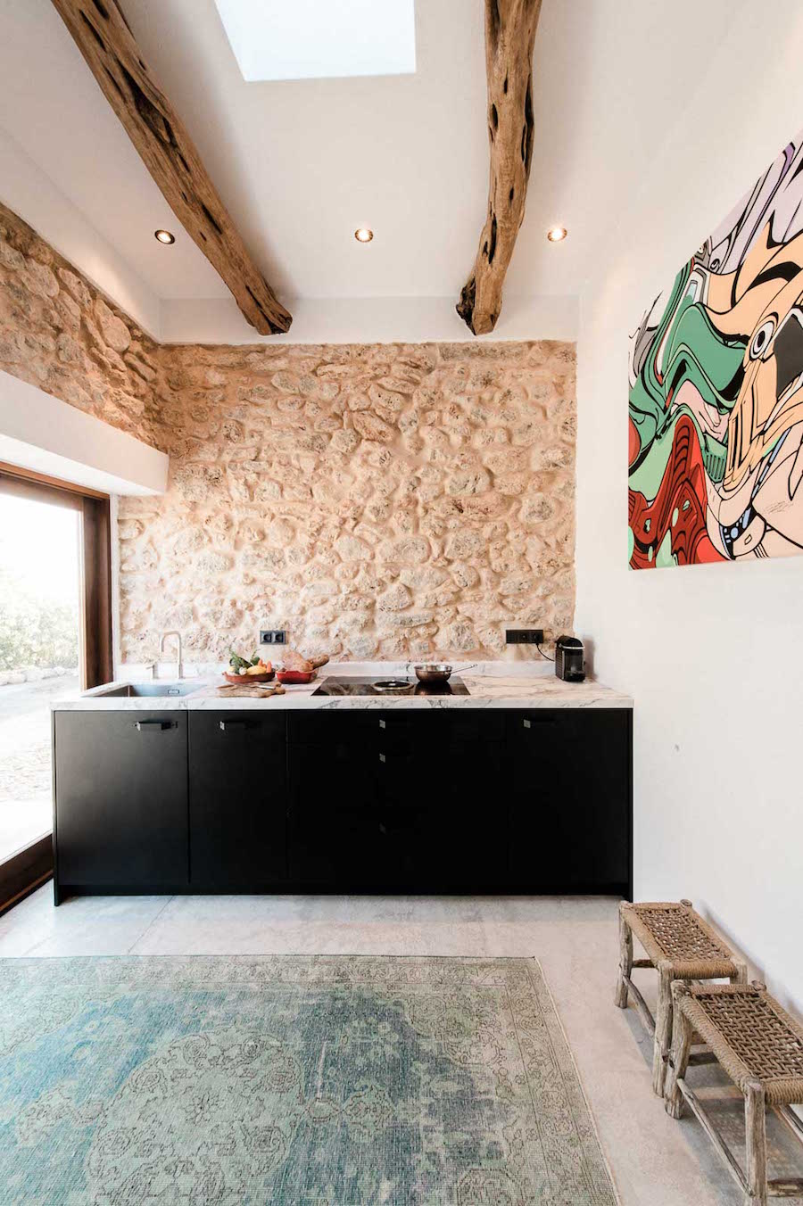Ibiza Campo by Standard Studio and Ibiza Interiors.