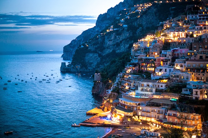 Travel Guide To The Amalfi Coast