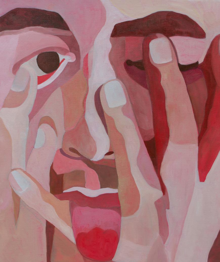 Artist Ines Longevial