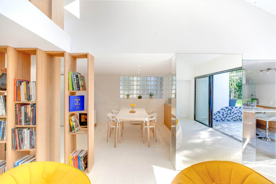 A Stunning, Bright Home in Paris by Andrea Mosca