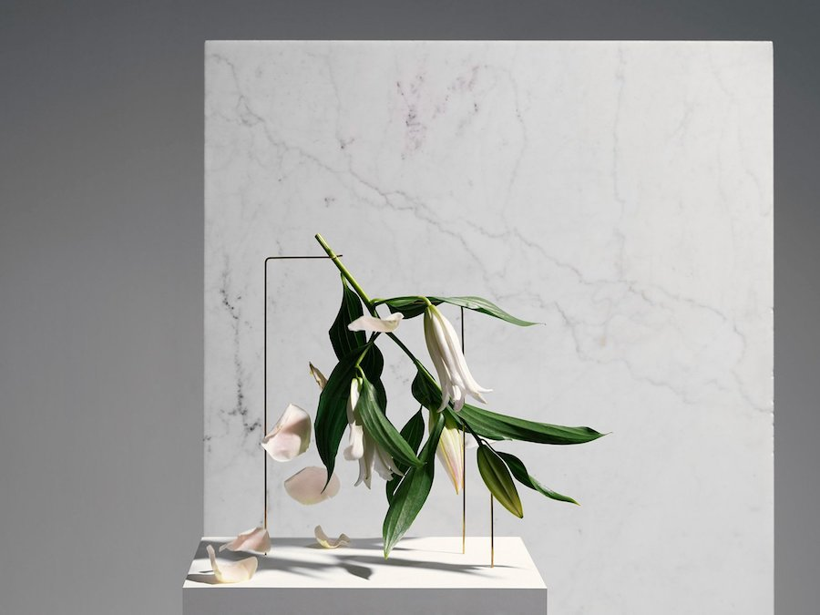 Striking Flower Vases by Bloc Studios and Carl Kleiner
